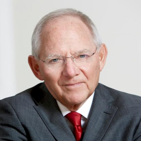 Dr. Wolfgang Schäuble, MdB