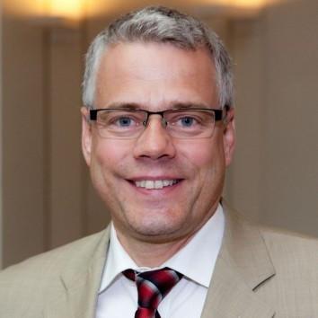 Ministerialdirigent Christian Weibrecht
