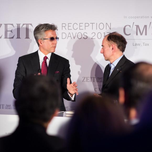 Reception Davos 2017