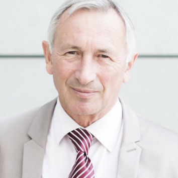 Univ.-Prof. DI Dr. Karl Peter Pfeiffer