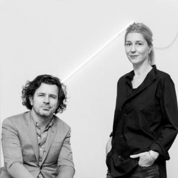 Pierre Jorge Gonzalez und Judith Haase