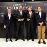 ZEIT für Unternehmer Advertorial