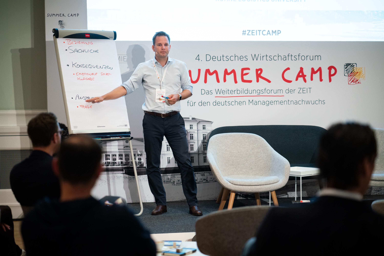 4. Deutsches Wirtschaftsforum Summer Camp Convent